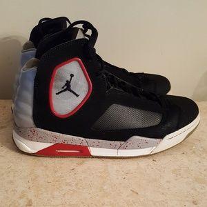 Air Jordan Bred Flight Luminary Jordans. Mens 10
